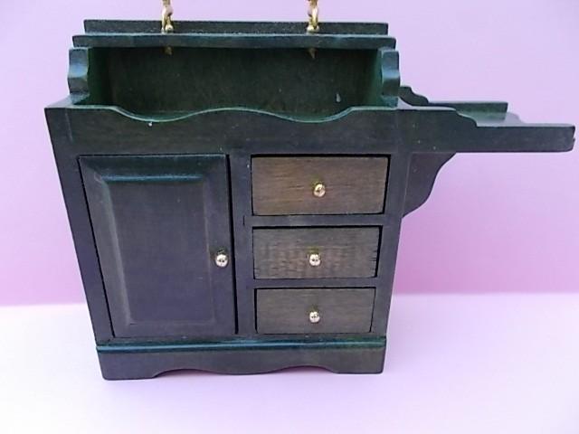 Mueble para cocina de madera para casa de muñec - Verkauft durch ...