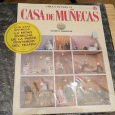 Casas de Muñecas: CREA Y DECORA TU CASA DE MUÑECAS - PLANETA DE AGOSTINI 1998- FASCICULO 61. Lote 113693195