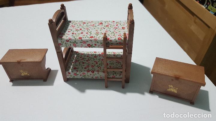 Casas de Muñecas: aldea arce muebles sylvanian families 1986 - Foto 2 - 116781163