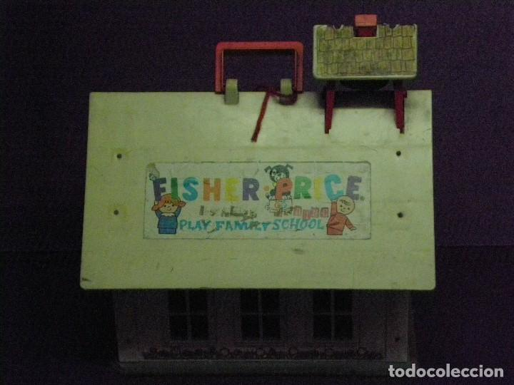 Casas de Muñecas: Escuela Fisher Price Play Family School. Casita para muñecas. Casa. - Foto 2 - 117196463