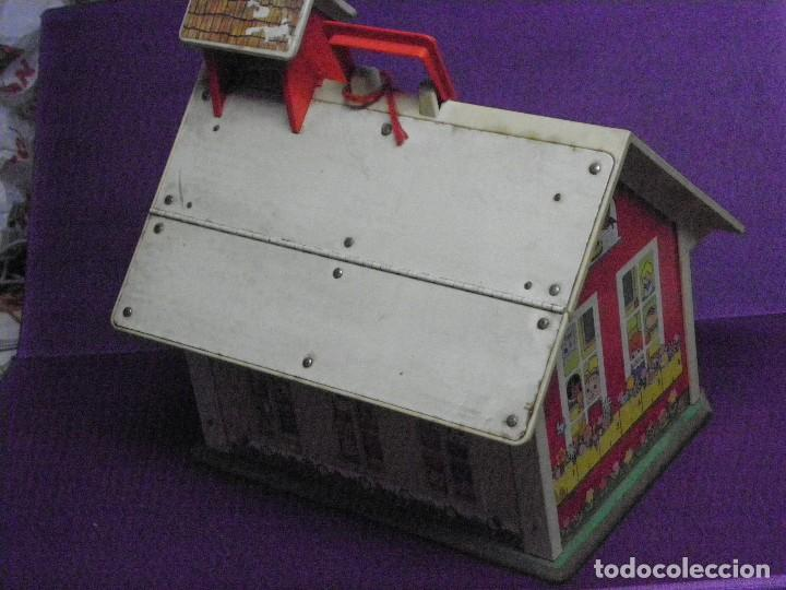 Casas de Muñecas: Escuela Fisher Price Play Family School. Casita para muñecas. Casa. - Foto 3 - 117196463