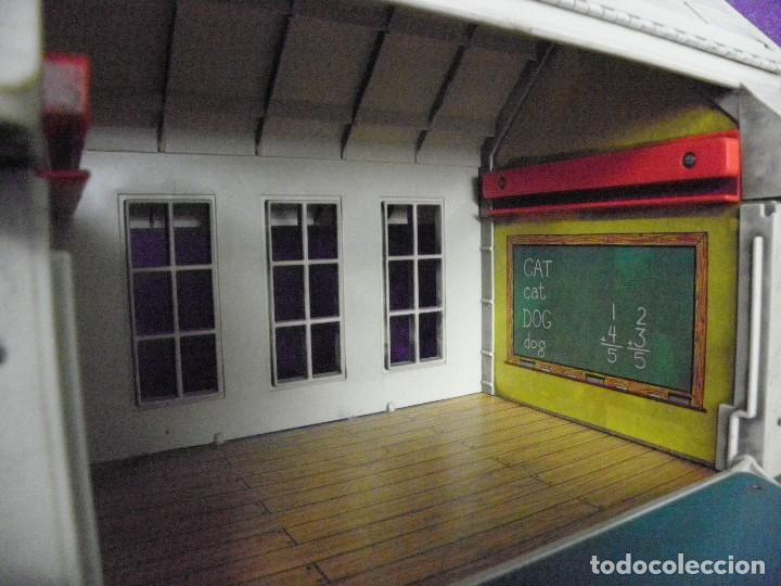 Casas de Muñecas: Escuela Fisher Price Play Family School. Casita para muñecas. Casa. - Foto 4 - 117196463