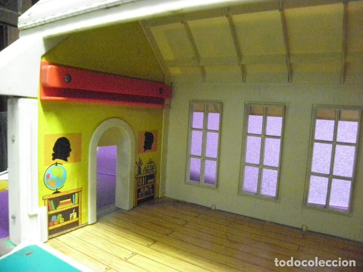 Casas de Muñecas: Escuela Fisher Price Play Family School. Casita para muñecas. Casa. - Foto 5 - 117196463