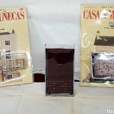 Casas de Muñecas: MUEBLES DE PLANETA AGOSTINI. Lote 118988250
