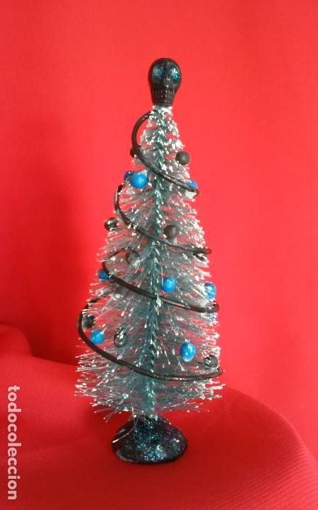 Arbol De Navidad Artesanal Estilo Gotico En Mi Comprar Casas De - Arbol-de-navidad-artesanal