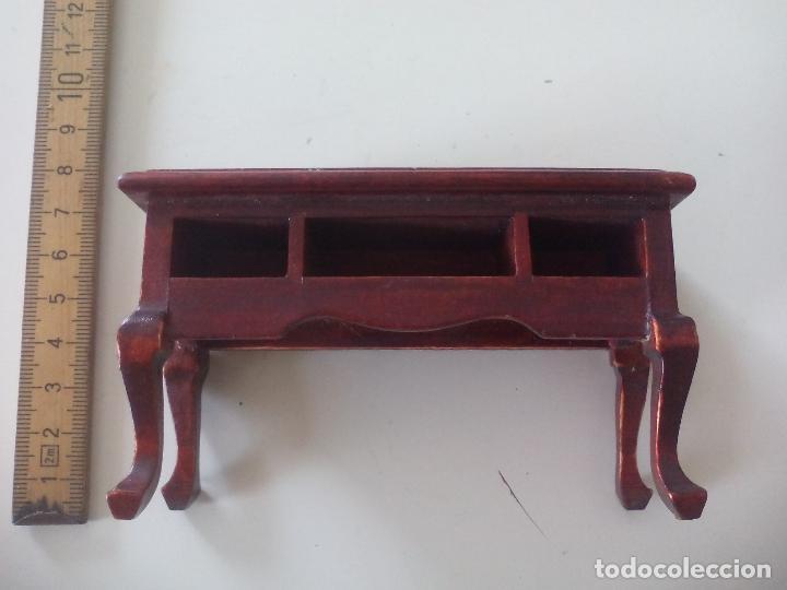 Casas de Muñecas: mueble comoda o aparador, DE MADERA. MINIATURA PARA CASA DE MUÑECAS. DOLLHOUSE - Foto 2 - 124151763