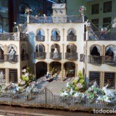 Casas de Muñecas: CASA DE MUÑECAS ANTIGUA AÑO 1900'.. Lote 117909407