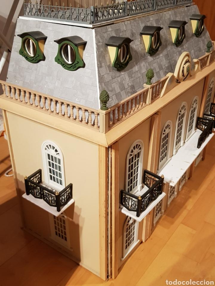 Puppenhäuser: PALACIO DE MUÑECAS.ENORME PALACIO.CON MUCHISIMOS ACCESORIOS.MUY COMPLETA.ORIGINAL. - Foto 2 - 127257508