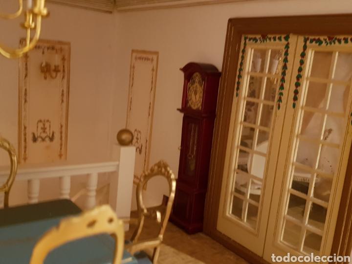 Puppenhäuser: PALACIO DE MUÑECAS.ENORME PALACIO.CON MUCHISIMOS ACCESORIOS.MUY COMPLETA.ORIGINAL. - Foto 9 - 127257508