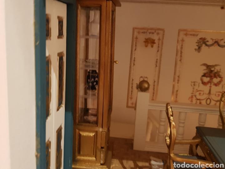 Puppenhäuser: PALACIO DE MUÑECAS.ENORME PALACIO.CON MUCHISIMOS ACCESORIOS.MUY COMPLETA.ORIGINAL. - Foto 10 - 127257508