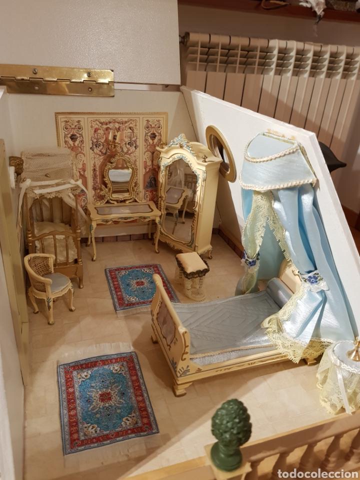 Puppenhäuser: PALACIO DE MUÑECAS.ENORME PALACIO.CON MUCHISIMOS ACCESORIOS.MUY COMPLETA.ORIGINAL. - Foto 16 - 127257508