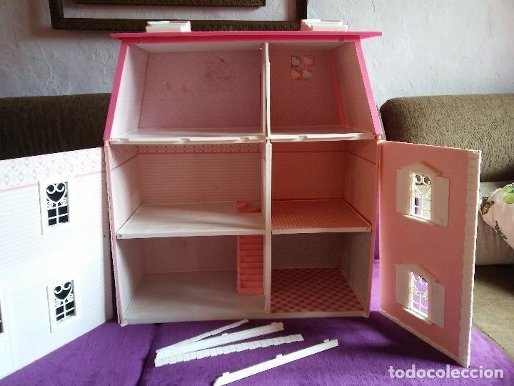 CASA DE MUÑECAS HELLO KITTY (Juguetes - Casas de Muñecas, mobiliarios y complementos)