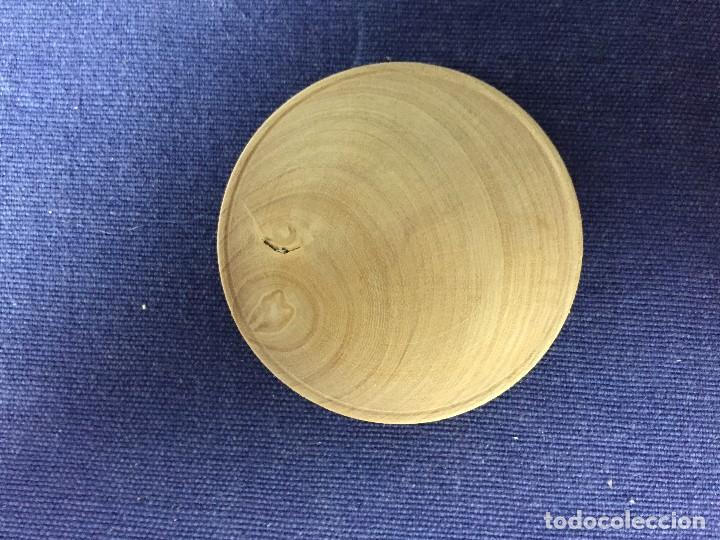 Casas de Muñecas: pequeño conjunto casa de muñecas en madera torneada plato vaso cuenco jarra ppio s XX - Foto 8 - 130171615