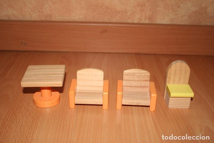 muebles.mobiliario.lote.casita de madera.baño.s - Kaufen ...