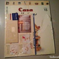 Casas de Muñecas: CASA DE MUÑECAS FÁCIL. ENTREGA 15. MECEDORA. EDICIONES DEL PRADO 1998.NUEVO. PRECINTADO.. Lote 132853798