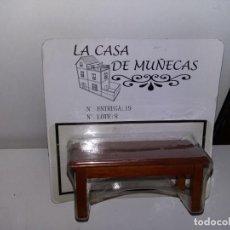 Casas de Muñecas: MUEBLE MESA BAJA DE SALON DE COLECCION ANTIGUA CASA DE MUÑECAS ESTILO ANDALUZA ALTAYA. Lote 133416094