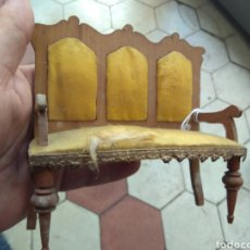 Doll houses - Sofá - Tresillo para Casa de Muñecas - 134845362