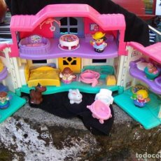 Casas de Muñecas: CASA GRANDE LITTLE PEOPLE DE FISHER PRICE - LITTLEPEOPLE CASA DE MUÑECAS -. Lote 134887170