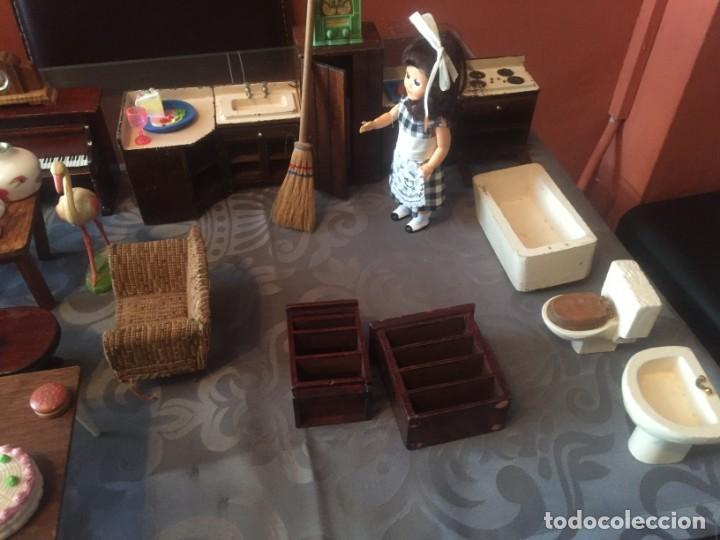 Casas de Muñecas: GRAN LOTE DE MUEBLES Y ACCESORIOS - Foto 5 - 135517754