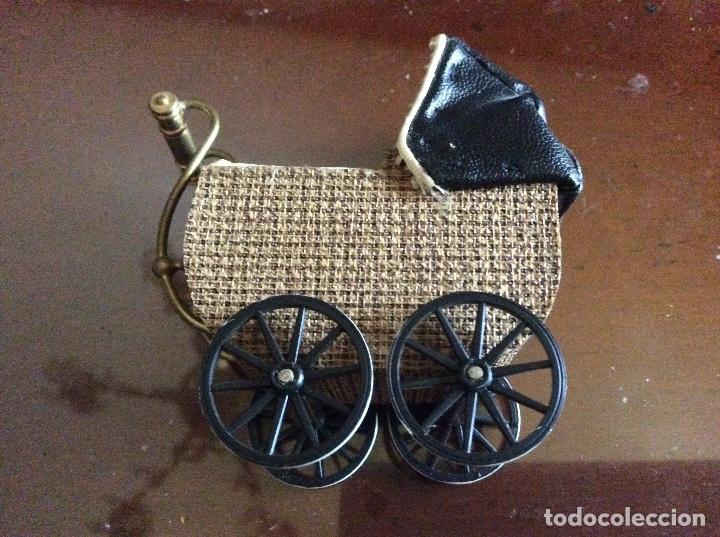 Casas de Muñecas: Carrito de juguete escala 1:12 para casa de muñecas. - Foto 3 - 136198638