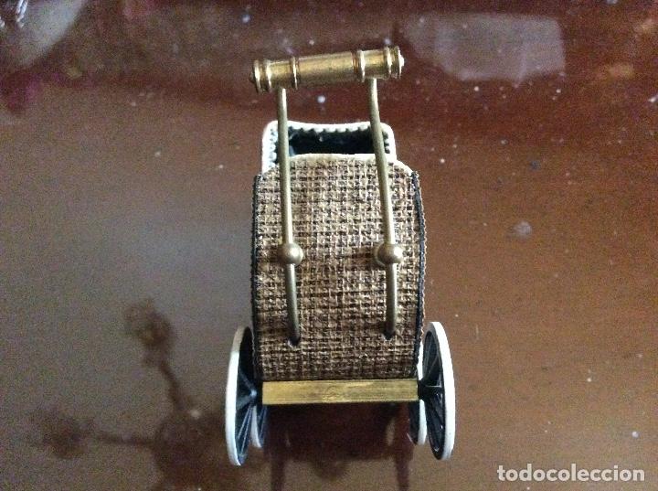 Casas de Muñecas: Carrito de juguete escala 1:12 para casa de muñecas. - Foto 5 - 136198638