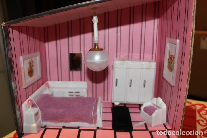 BBB MODULO HABITACION CASA LISSI GUILLEM Y VICEDO (Spielzeug - Puppenhäuser, Möbel und Accessoires)