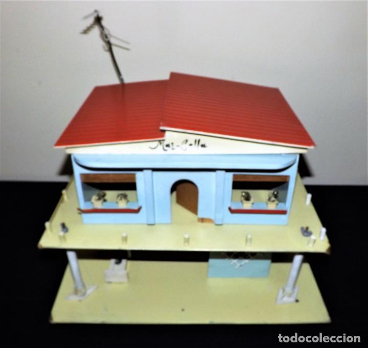 Casas de Muñecas: Casa chalet de muñecas. Denia década de lo 60 - Foto 5 - 136431022