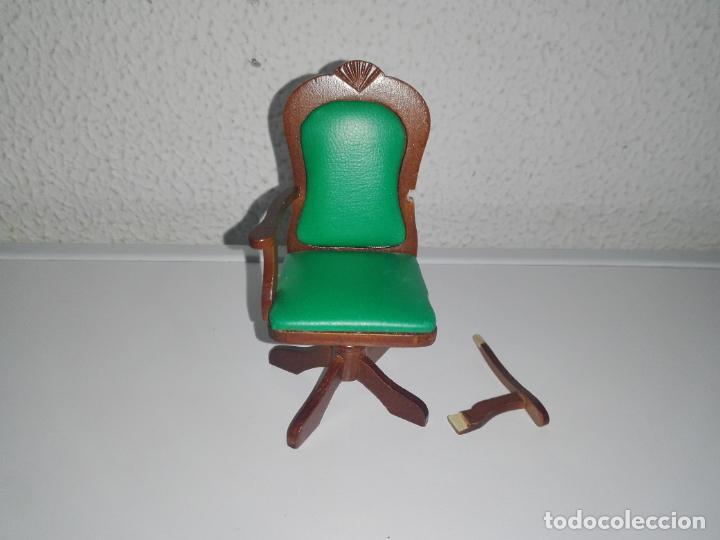 Silla giratoria comedor casa de muñecas mobilia - Verkauft ...