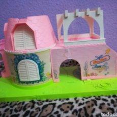 Casas de Muñecas: CASA GRANDE PIN Y PON A FALTA DE PIEZAS. Lote 139500865