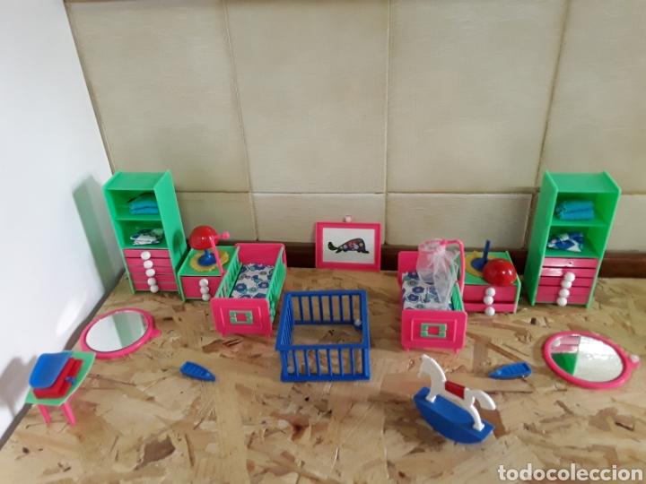 NURSERY HOGARINES (Juguetes - Casas de Muñecas, mobiliarios y complementos)