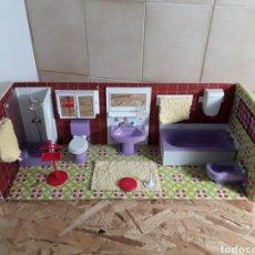 Casas de Muñecas: BAÑO HOGARIN 214. Lote 140684324