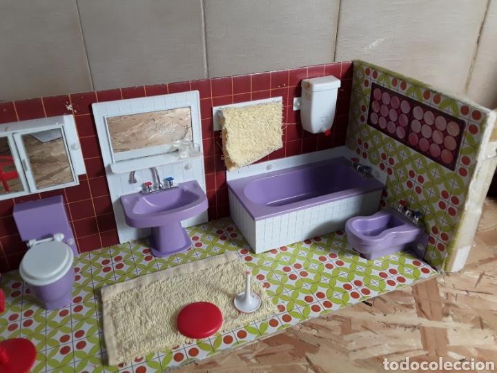 baño hogarin 214 - Comprar Casas de Muñecas, mobiliarios y ...