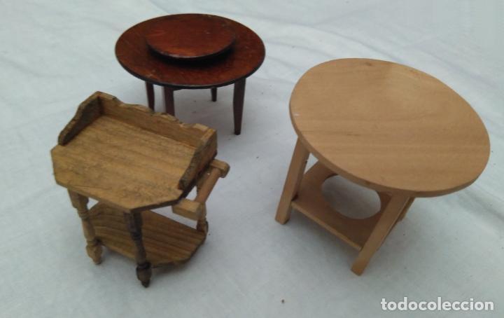 Tres muebles, mesa de cuarto de estar, de comed - Verkauft durch ...