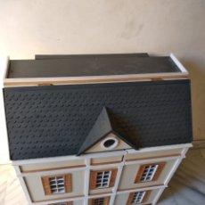 Casas de Muñecas: MAGNIFICA CASA DE MUÑECAS CON TODO LUJO DE DETALLES, SOLO RECOGIDA EN MALAGA. Lote 141912046
