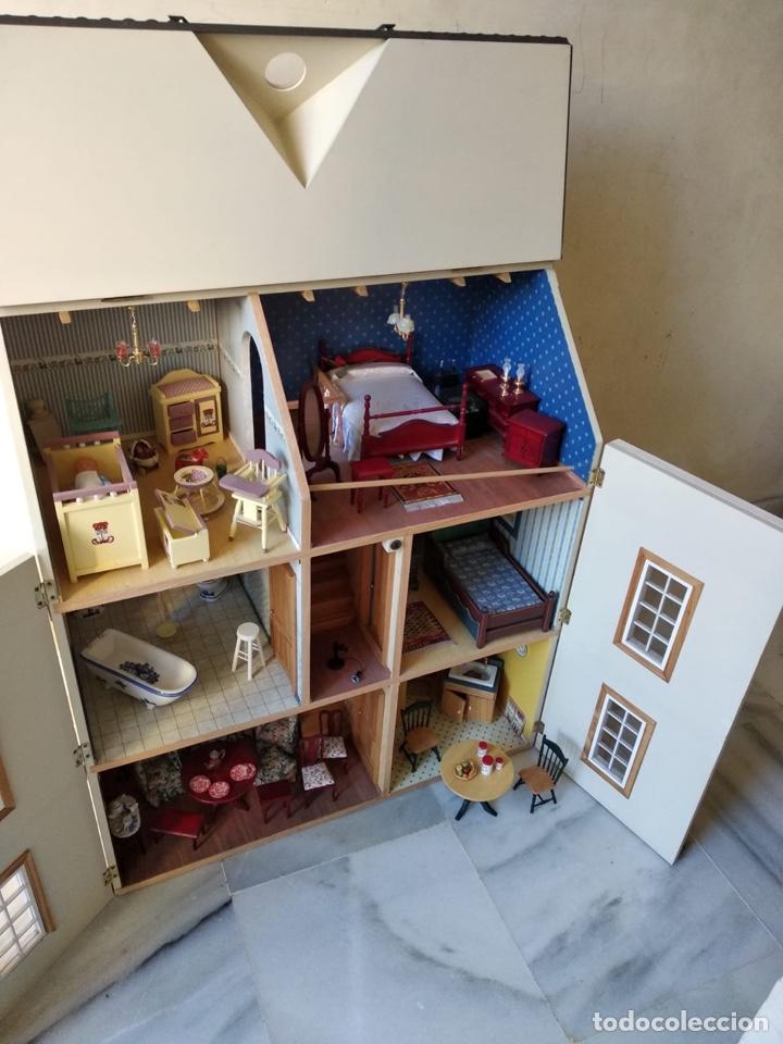 Casas de Muñecas: Magnifica casa de muñecas con todo lujo de detalles, solo recogida en malaga - Foto 3 - 141912046
