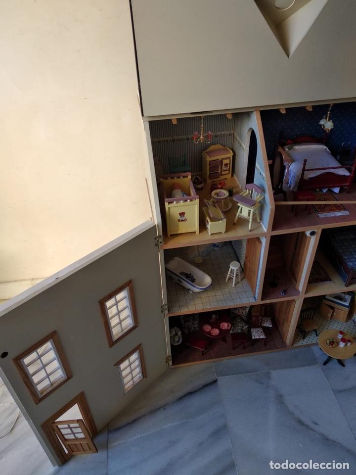 Casas de Muñecas: Magnifica casa de muñecas con todo lujo de detalles, solo recogida en malaga - Foto 4 - 141912046