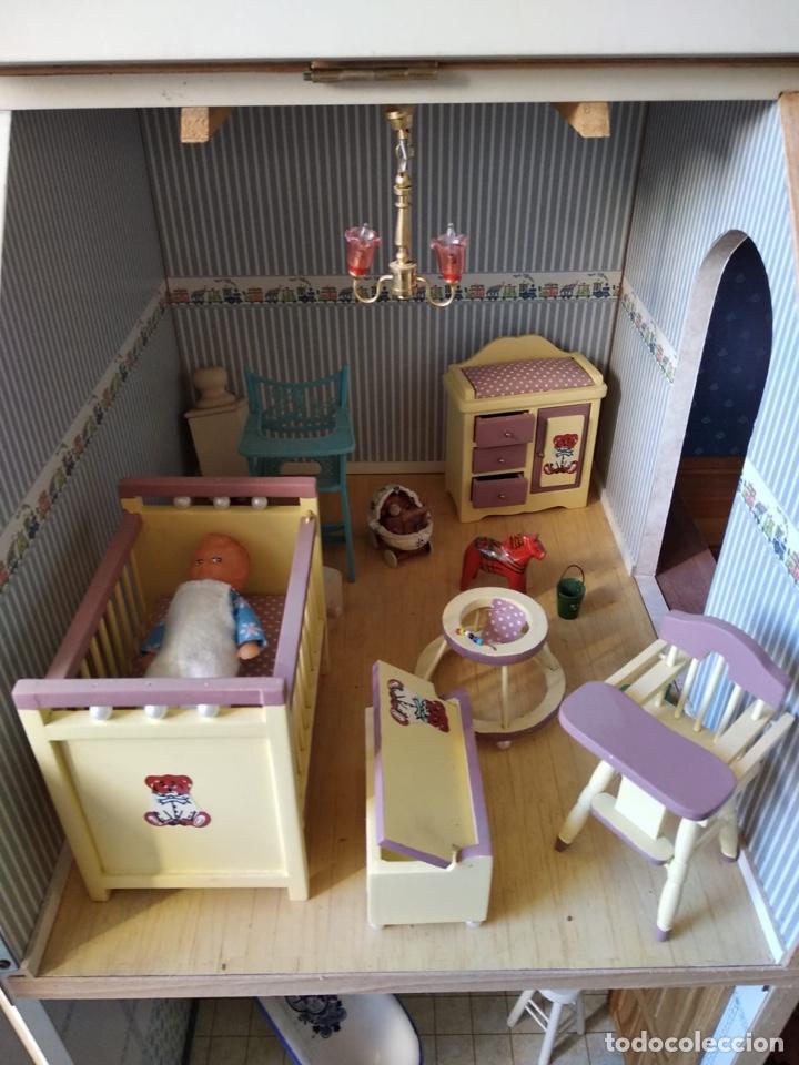 Casas de Muñecas: Magnifica casa de muñecas con todo lujo de detalles, solo recogida en malaga - Foto 5 - 141912046