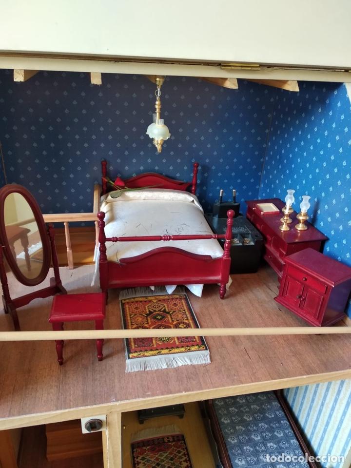 Casas de Muñecas: Magnifica casa de muñecas con todo lujo de detalles, solo recogida en malaga - Foto 6 - 141912046