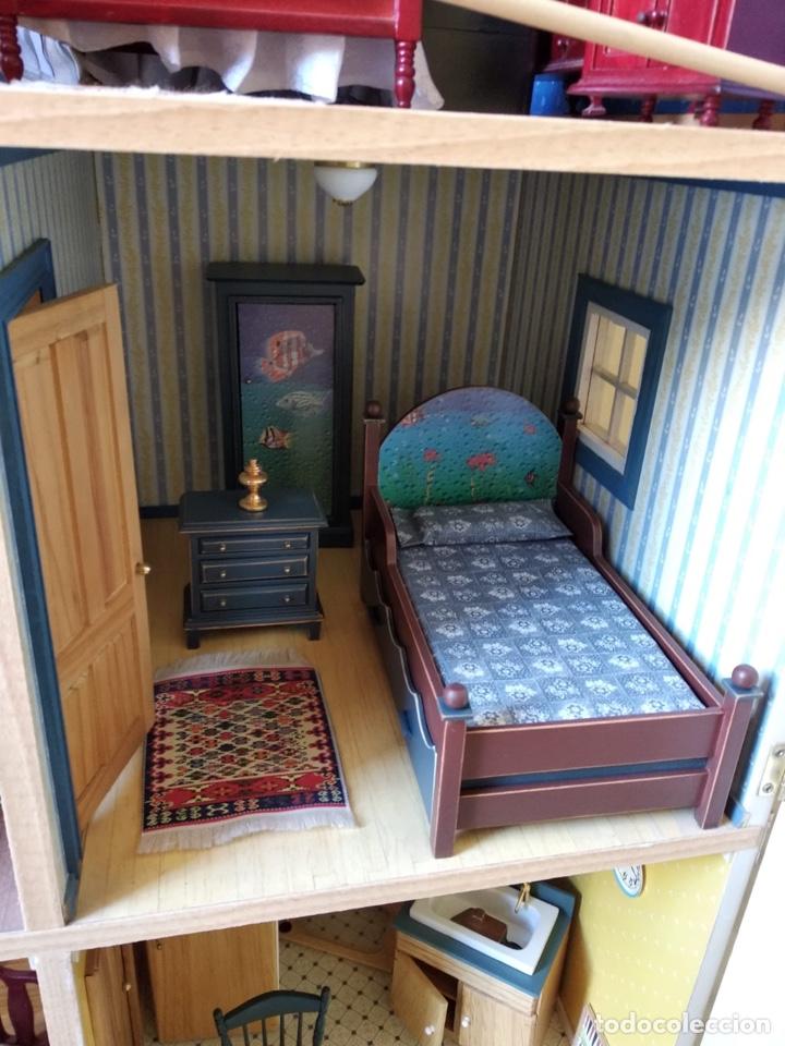 Casas de Muñecas: Magnifica casa de muñecas con todo lujo de detalles, solo recogida en malaga - Foto 10 - 141912046