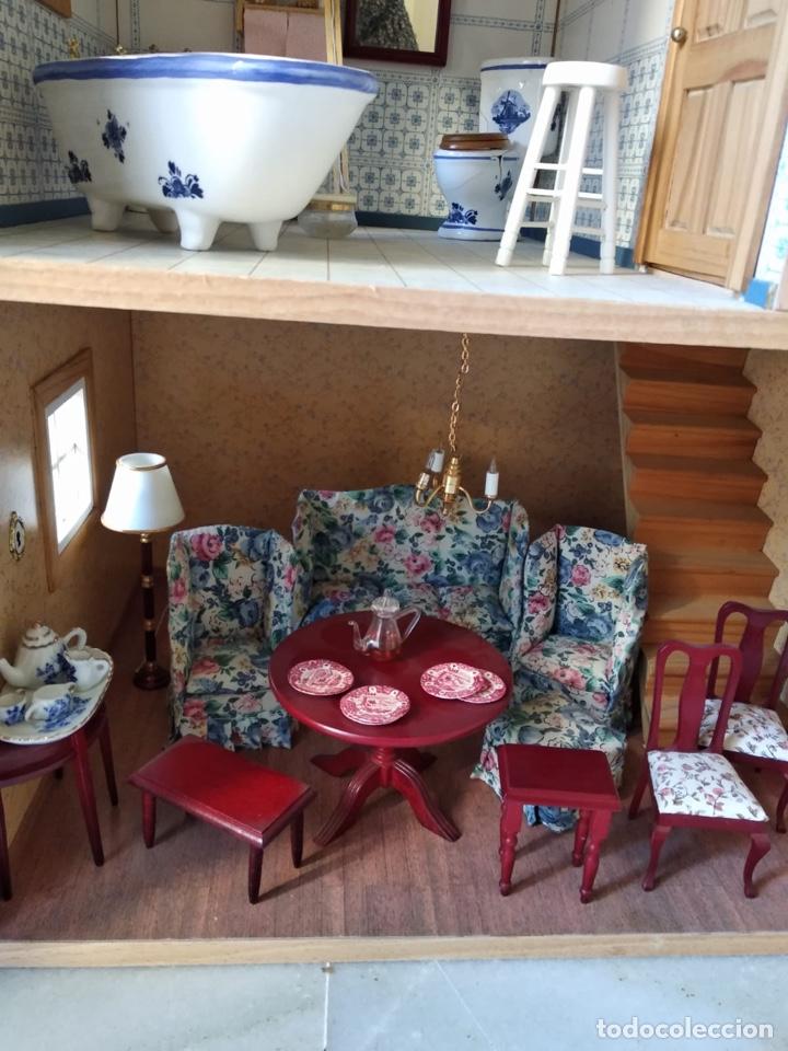 Casas de Muñecas: Magnifica casa de muñecas con todo lujo de detalles, solo recogida en malaga - Foto 11 - 141912046