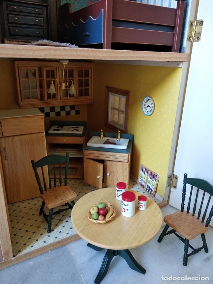 Casas de Muñecas: Magnifica casa de muñecas con todo lujo de detalles, solo recogida en malaga - Foto 12 - 141912046