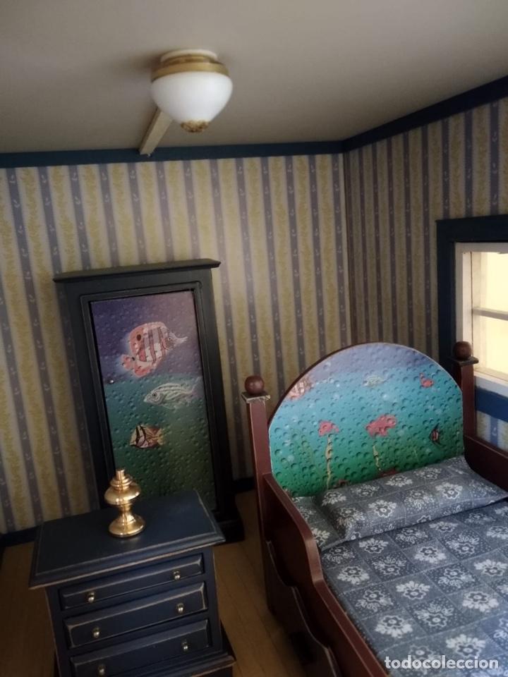 Casas de Muñecas: Magnifica casa de muñecas con todo lujo de detalles, solo recogida en malaga - Foto 15 - 141912046
