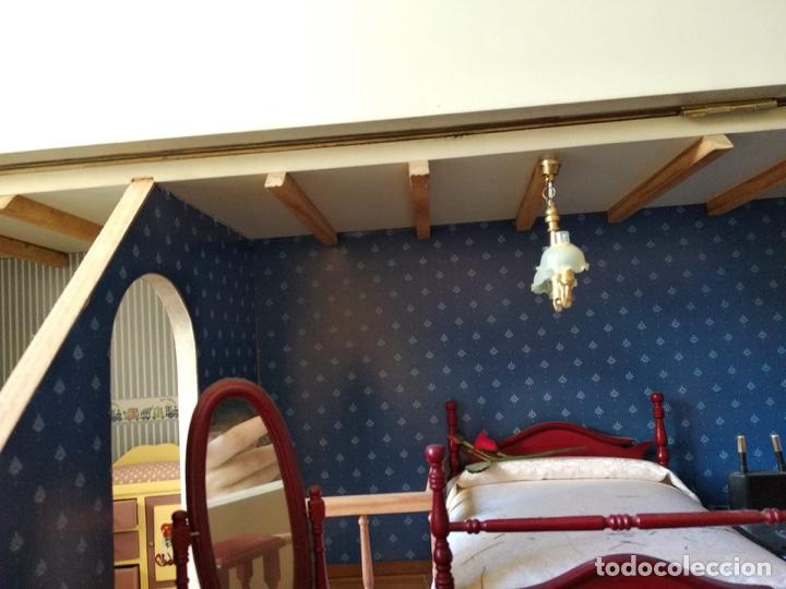 Casas de Muñecas: Magnifica casa de muñecas con todo lujo de detalles, solo recogida en malaga - Foto 17 - 141912046