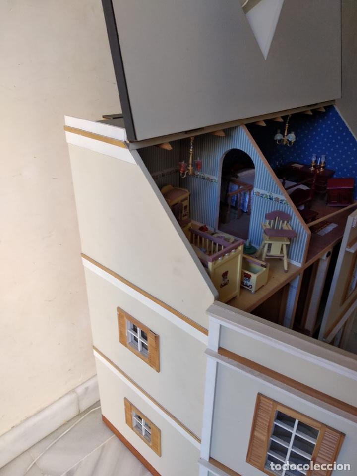 Casas de Muñecas: Magnifica casa de muñecas con todo lujo de detalles, solo recogida en malaga - Foto 20 - 141912046