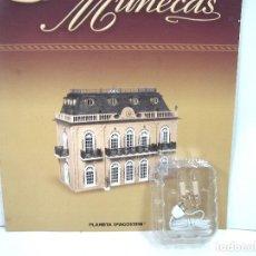 Casas de Muñecas: ¡¡NUEVO¡¡ PALACIO DE MUÑECAS- APLIQUE PARED LUZ 2 -PLANETA DE AGOSTINI - CASA MUÑECA MUEBLE PIEZA. Lote 172071412