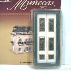 Casas de Muñecas: ¡¡NUEVO¡¡ PALACIO DE MUÑECAS- PUERTA -PLANETA DE AGOSTINI - CASA MUÑECA MUEBLE . Lote 143135134