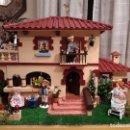 Casas de Muñecas: CHALET DE MUÑECAS. Lote 143635346