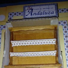 Casas de Muñecas: CASA ANDALUZA DE ALTAYA MUEBLE ALACENA DE COCINA MADERA NATURAL. Lote 146807526