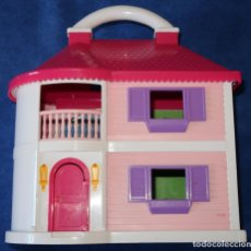 Casas de Muñecas: CASA MALETIN HELLO KITTY - CON LUZ - HELLO KITTY. Lote 148552154