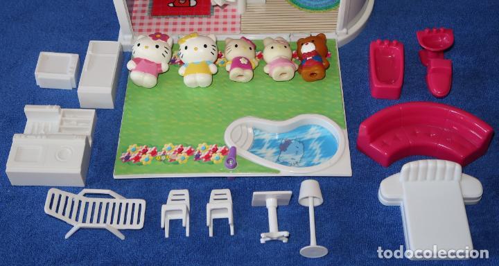 Casas de Muñecas: casa maletin Hello Kitty - Con luz - Hello Kitty - Foto 3 - 148552154